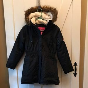 Weatherproof Parka Winter Coat Girls XL 16 EUC!